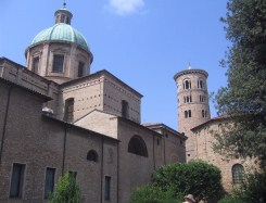 The cathedral of Ravenna