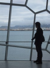 View from Harpa.