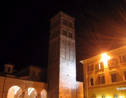 Rieti cathedral.