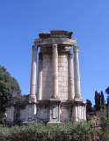 The Temple Of Vesta.
