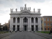 The Archbasilica Of St. John Lateran, the cathedral of Rome