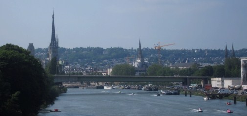 Rouen, capital of Normandy