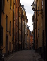 Gamla Stan, the old city
