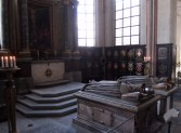 Tombs of Magnus III and Charles VIII