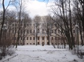 Anichkov Palace (from the rear)