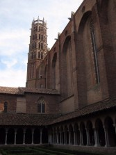 Cloister of the Jacobins.