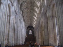 The longest nave in Europe